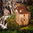 Old Mill by TonyPriestley