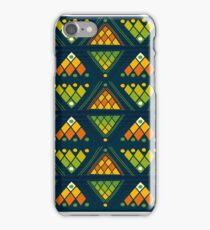 Tribal seamless pattern iPhone Case/Skin