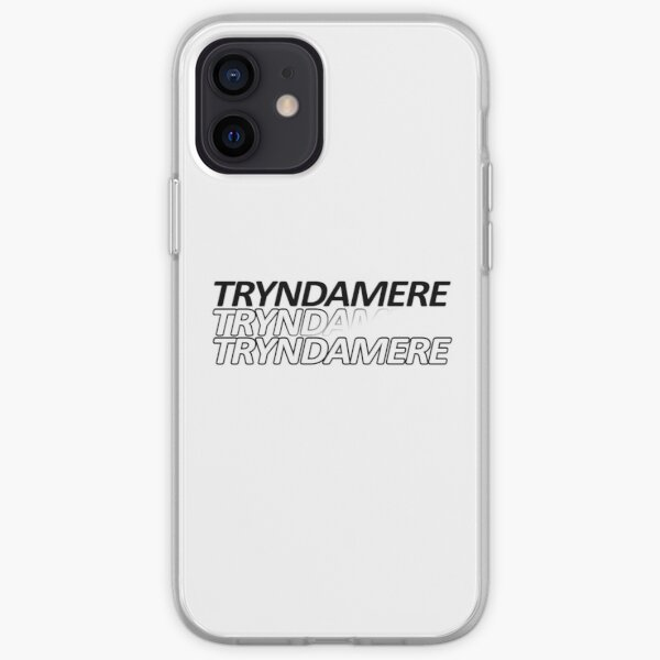 Tryndamere iPhone cases & covers | Redbubble