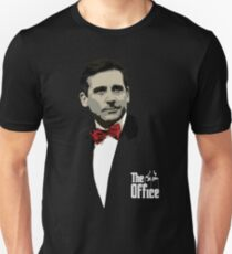 Das Büro: Pate Michael Scott Slim Fit T-Shirt