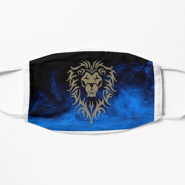 Lion de l'Alliance Masque sans plis