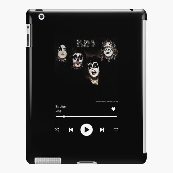 Strutter Kiss Album Music Player Dark iPad Snap Case