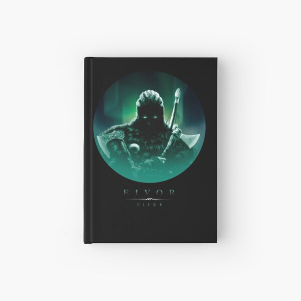 Eivor the Viking Hardcover Journal