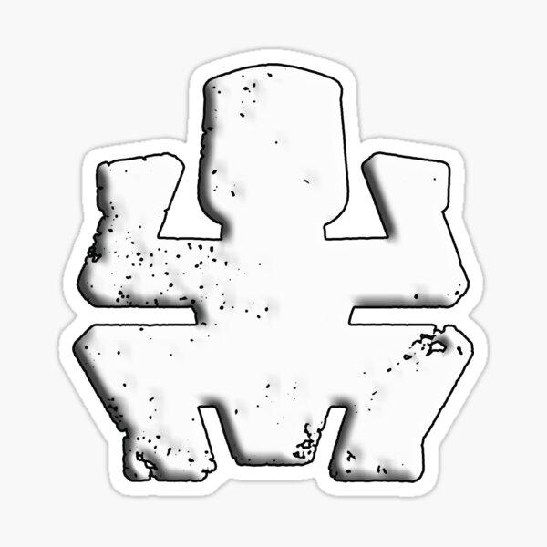 Koh-lanta totem Sticker