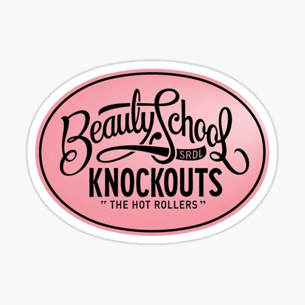 SRDL Beauty School Knockouts Sticker
