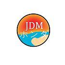 JDM CIVIC T-shirt, JDM Hoodie, JDM iPhone Case, JDM Samsung Galaxy Case by Kgphotographics