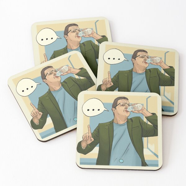 River Mountain High Coasters (Set of 4)