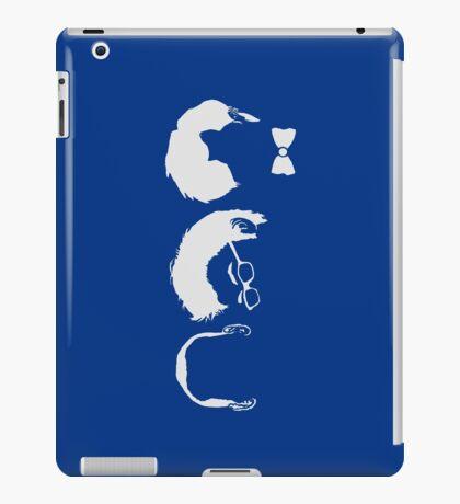 Three Doctors iPad Case/Skin