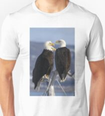 STOCK ~ Just Three Of A Kind Unisex T-Shirt