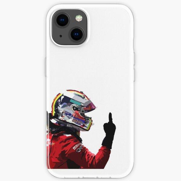 Sebastian Vettel iPhone Flexible Hülle
