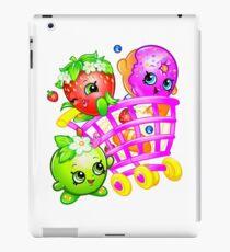 Shopkins basket 4 iPad Case/Skin