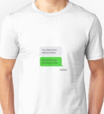 Girlfriends' guide to Divorce - Issues T-Shirt