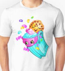 Shopkins basket 3 Unisex T-Shirt