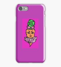 Carrot Ballerina iPhone Case/Skin