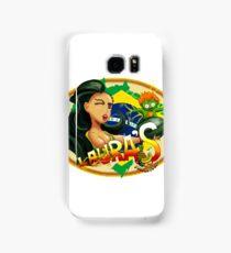 Laura's Fresh Fruit Store ( Laura Street Fighter V ) Samsung Galaxy Case/Skin