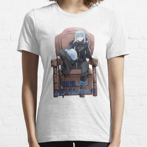 That Time I Got Reincarnated as a Slime logo Essential T-Shirt