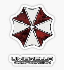 Umbrella Corporation iphone Case, iPod Case, iPad Case and Samsung Galaxy Cases Sticker