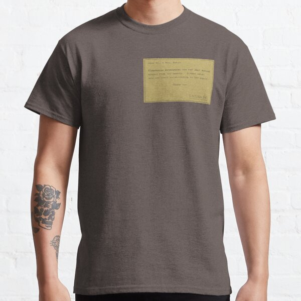Eternal Sunshine of the Spotless Mind Classic T-Shirt