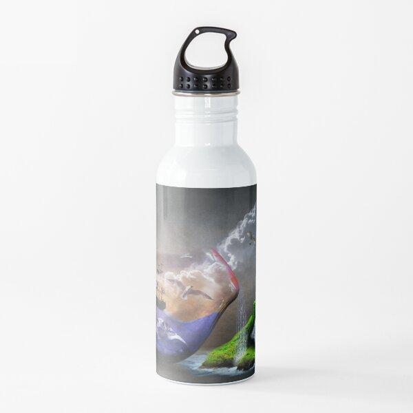 legendary turtles Water Bottle