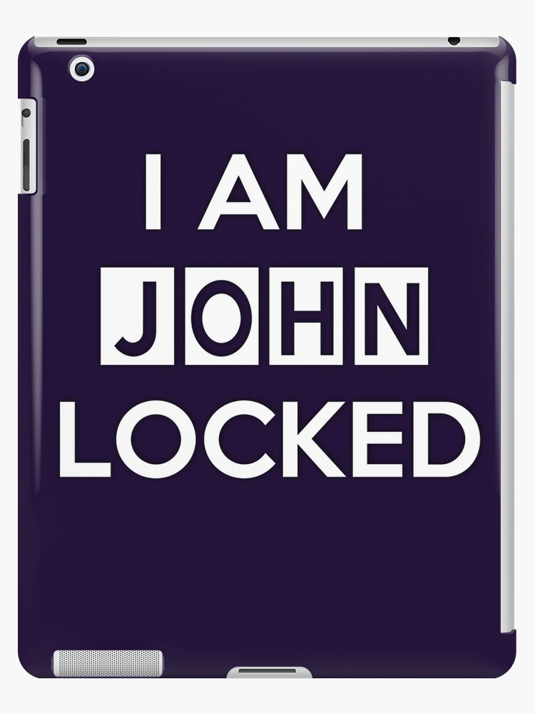 Johnlocked by saniday