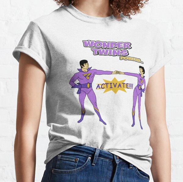 Wonder Twins Activate Classic T-Shirt