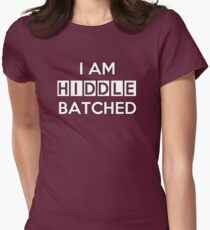Hiddlebatched Women's Fitted T-Shirt