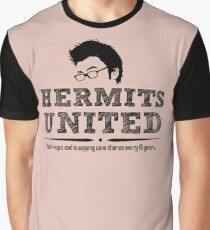 Hermits United Graphic T-Shirt