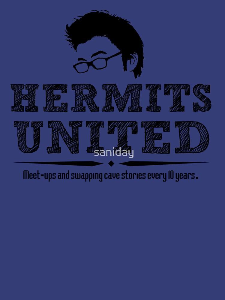 Hermits United | Unisex T-Shirt
