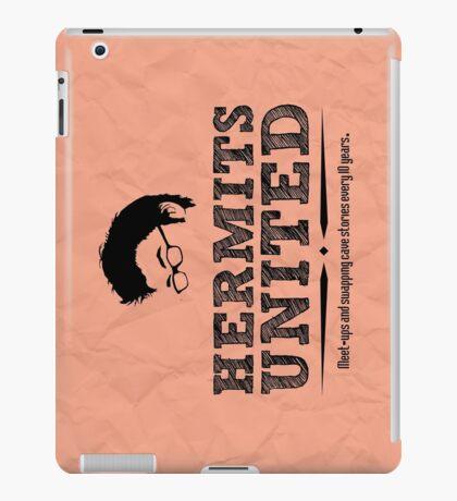 Hermits United iPad Case/Skin