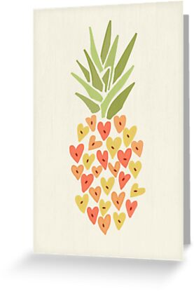 My Pineapple Valentine by vitapi