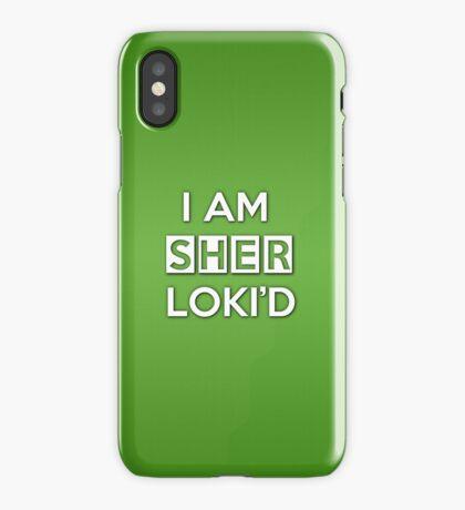 Sher Loki'd iPhone Case/Skin