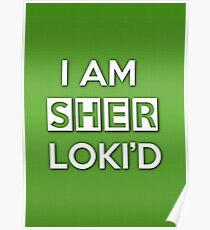 Sher Loki'd Poster