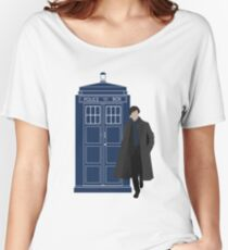 Dr. Who / Sherlock Women's Relaxed Fit T-Shirt