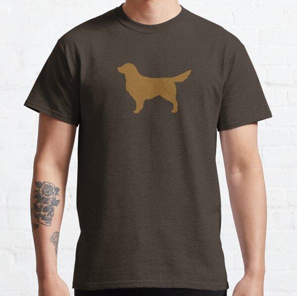Golden Retriever Silhouette(s) Classic T-Shirt