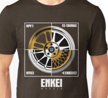 Enkei Wheels Unisex T-Shirt