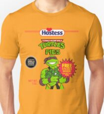 Camiseta ajustada Teenage Mutant Puddin 'Pies