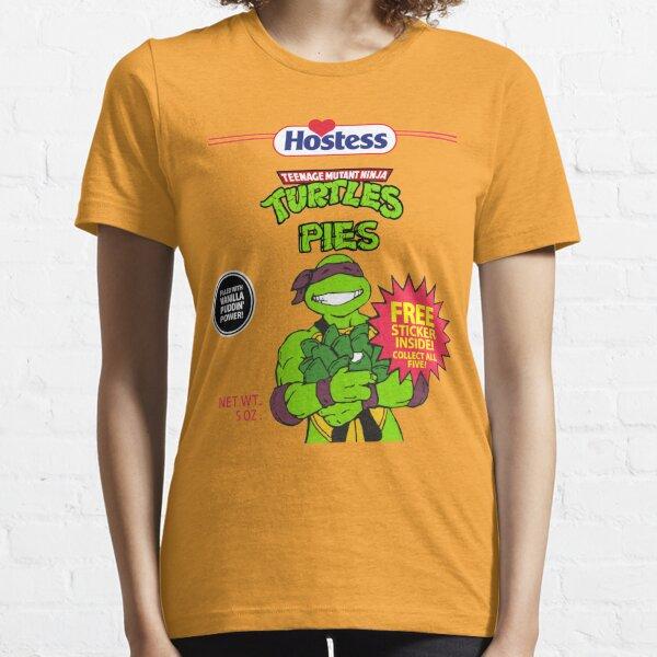 Teenage Mutant Puddin 'Pies T-shirt essentiel