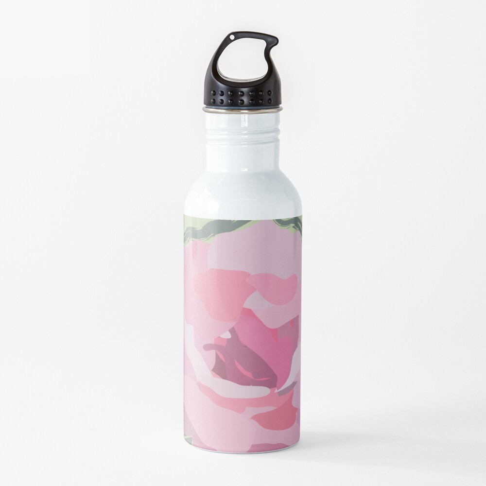 A rose by any other name Water Bottle