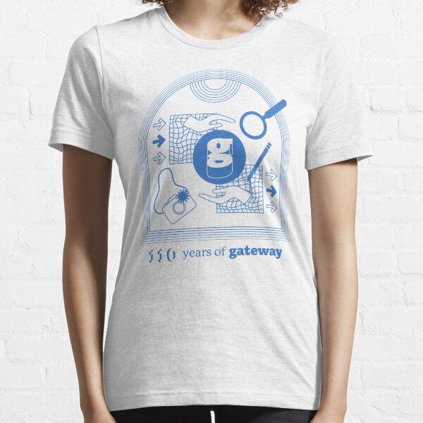 The Gateway 110 (Blue) Essential T-Shirt