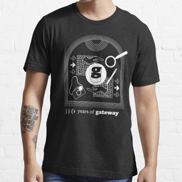 The Gateway 110 (White) Essential T-Shirt