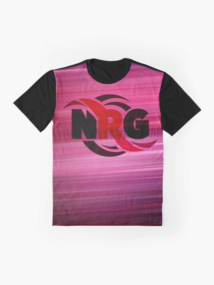 Alternate view of NRG Esports - League of Legends  Graphic T-Shirt