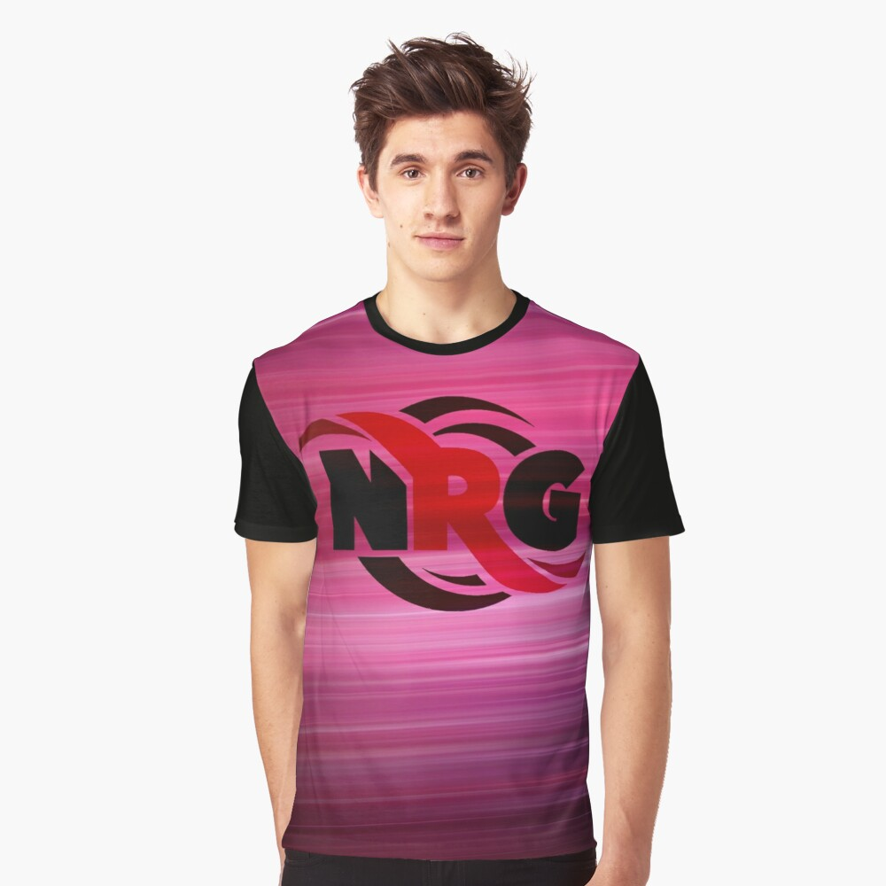 NRG Esports - League of Legends  Graphic T-Shirt
