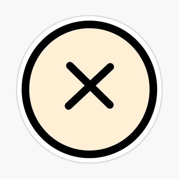 navel Sticker