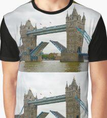 Tower Bridge Weekend Walk Graphic T-Shirt