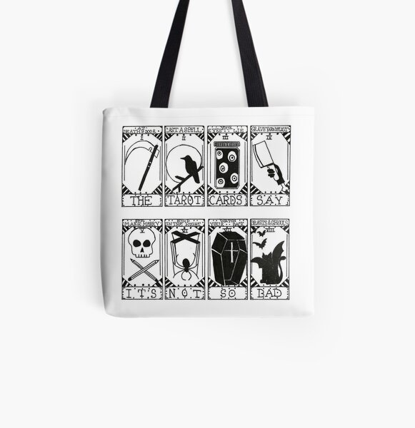 Greek Tragedy - The Wombats All Over Print Tote Bag
