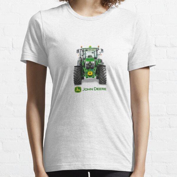 BEST TO BUY - John Deere Logo Essential T-Shirt