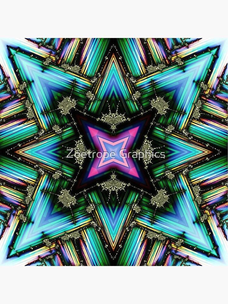 Fractal Star by CharmaineZoe