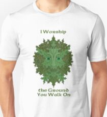 Greenman Worship Tee Unisex T-Shirt