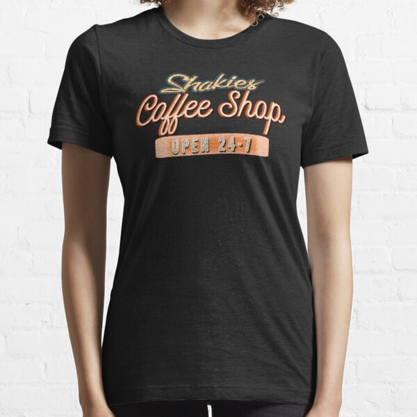 Shakies Coffee Shop Essential T-Shirt