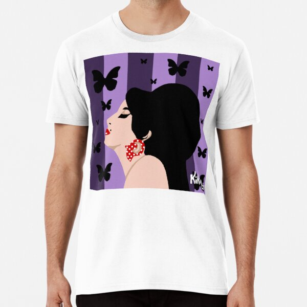 Amy Winehouse Camiseta premium